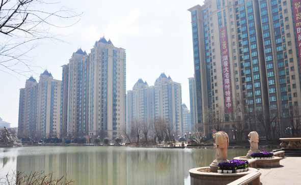 天津恒大地产项目